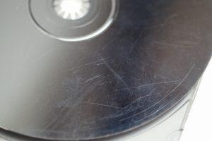 dvdの傷